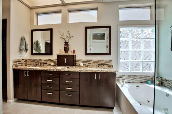 Son Cabinetry & Design - Bathrooms 07