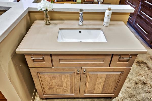 Son Cabinetry & Design - Bathrooms 14
