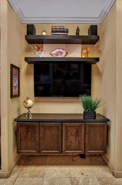 Son Cabinetry & Design - Media Center 02