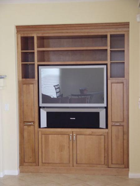 Son Cabinetry & Design - Media Center 04