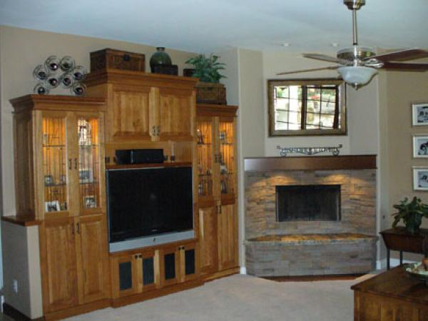 Son Cabinetry & Design - Media Center 05