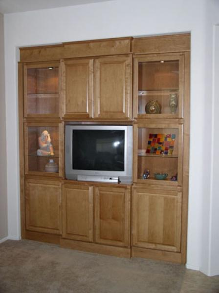 Son Cabinetry & Design - Media Center 06