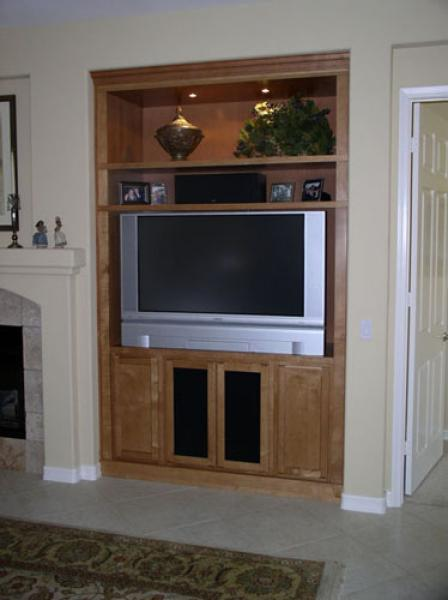 Son Cabinetry & Design - Media Center 09