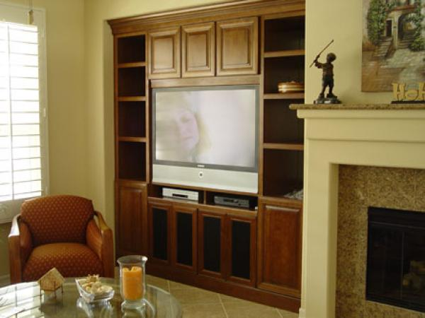 Son Cabinetry & Design - Media Center 11