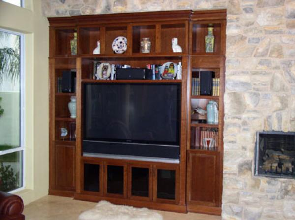 Son Cabinetry & Design - Media Center 14