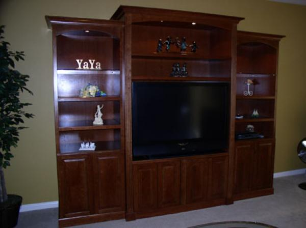 Son Cabinetry & Design - Media Center 15