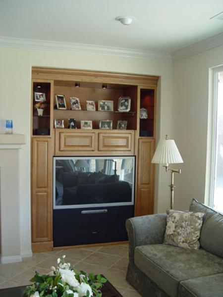 Son Cabinetry & Design - Media Center 16