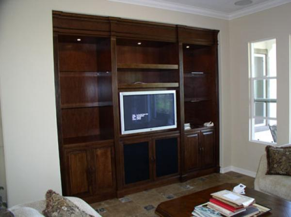 Son Cabinetry & Design - Media Center 20