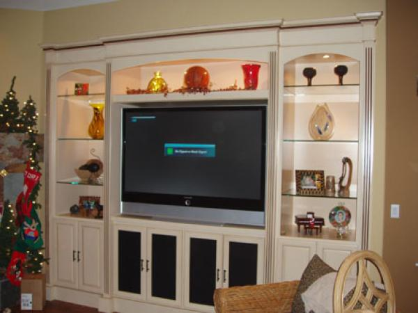 Son Cabinetry & Design - Media Center 24