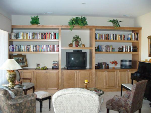 Son Cabinetry & Design - Media Center 25
