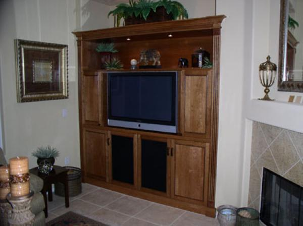 Son Cabinetry & Design - Media Center 26